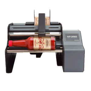 Aplicador de etiquetas semiautomático AP360e