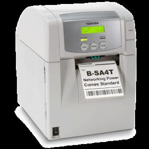 B-SA4 impresora Toshiba para etiquetas