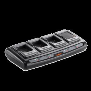 BIXOLON - Cargador de batería cuádruple