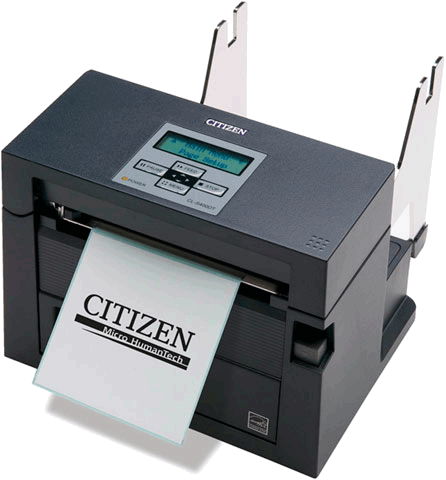 Citizen CL-S400DT Impresora tickets