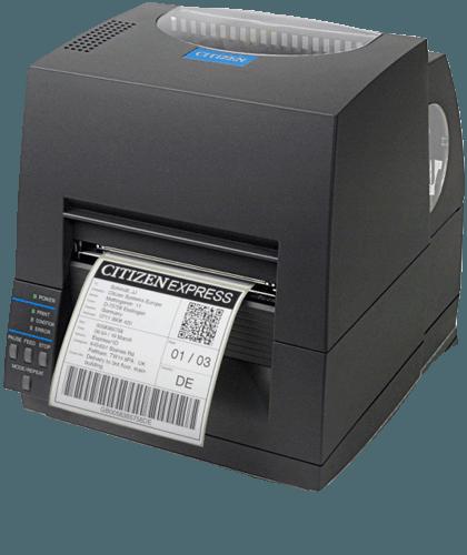 Citizen impresoras CL-S621 y CL-S631