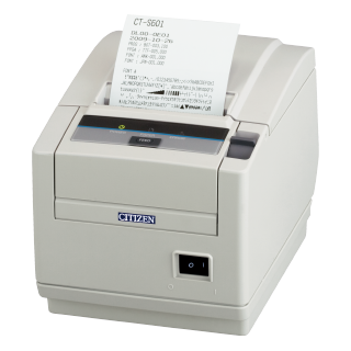 Impresora Citizen CT S601II Blanco
