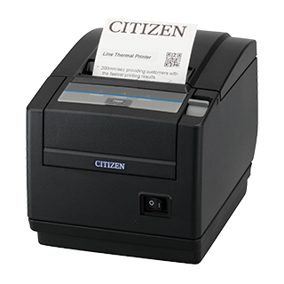 Impresora Citizen CT S601II Negro