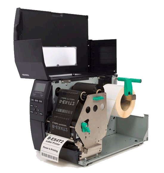 Impresora Etiquetas Adhesivas Toshiba EX4T2