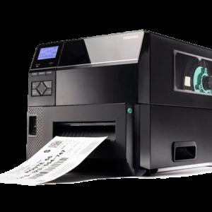 Impresora Toshiba B-EX6 con etiqueta