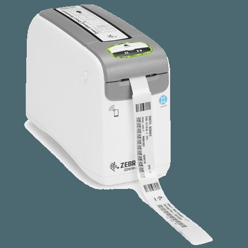 Impresora de brazaletes Zebra 510-HC