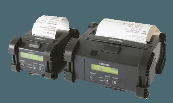 Impresora de etiquetas Toshiba B-EP2