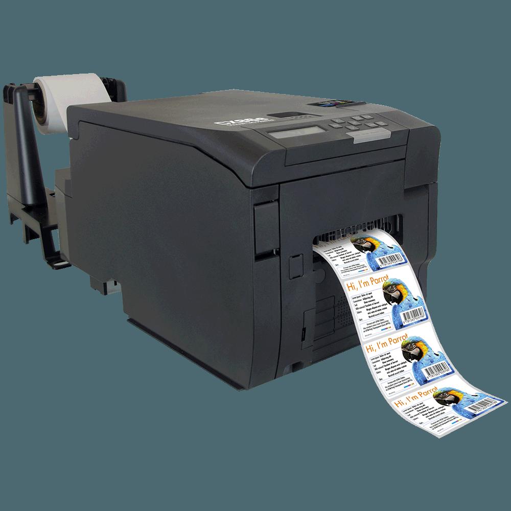 Impresora inkjet primera CX86e