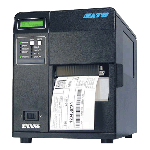 Impresora transferencia térmica M84 Pro