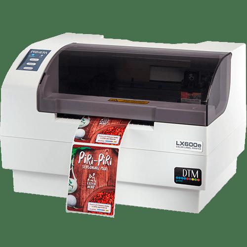 LX600e Impresora de etiquetas a color