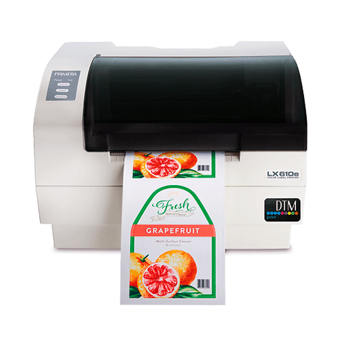 LX610e Impresora de etiquetas a color