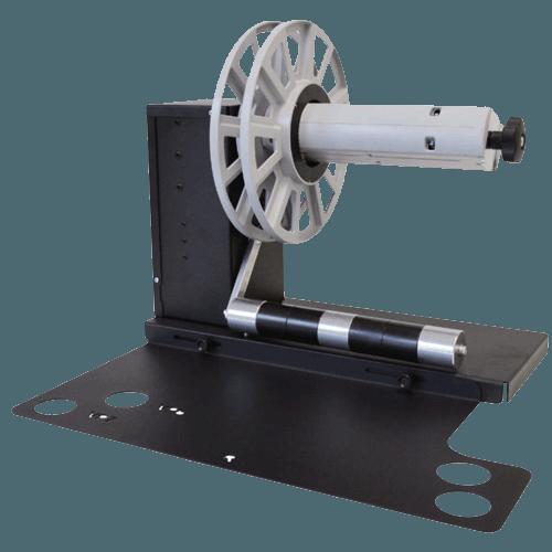 RW02x Rebobinador de etiquetas