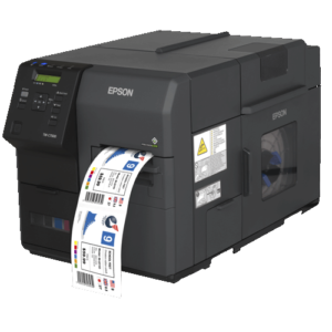 impresora de etiquetas epson 7500