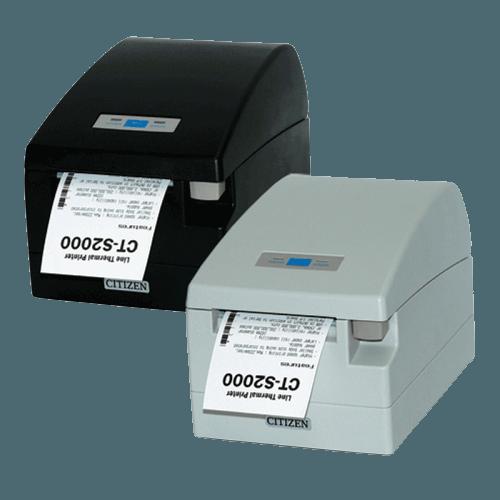 impresora termica citizen CT-2000