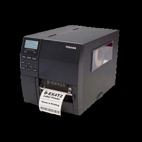 impresora transferencia termica Toshiba Ex4T2