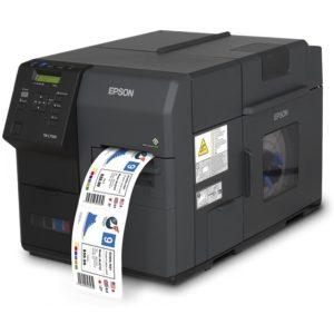 impresoras etiquetas a color c7500